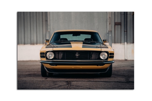 Картина Ford Mustang
